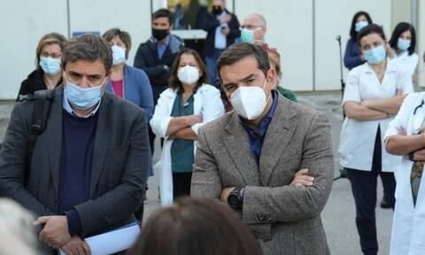 Με συμμετοχή Τσίπρα η εκδήλωση του ΣΥΡΙΖΑ στο ΕΑΤ- ΕΣΑ στις 17 Νοέμβρη