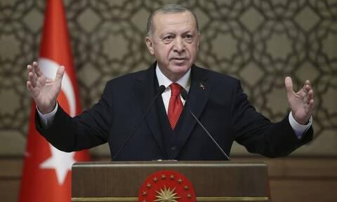 Νέες προκλήσεις Ερντογάν από τα Κατεχόμενα: «Τα θύματα στην Κύπρο είναι οι Τουρκοκύπριοι»