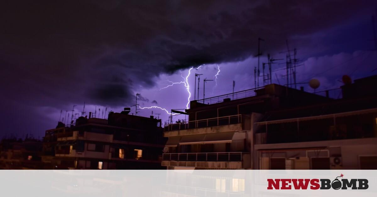 Έκτακτη προειδοποίηση για ισχυρή κακοκαιρία! Ο «Ωμέγα» εμποδιστής φέρνει καταιγίδες και χιόνια – Newsbomb – Ειδησεις