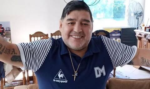 Ντιέγκο Μαραντόνα: Πήρε εξιτήριο μετά την επέμβαση στο κεφάλι