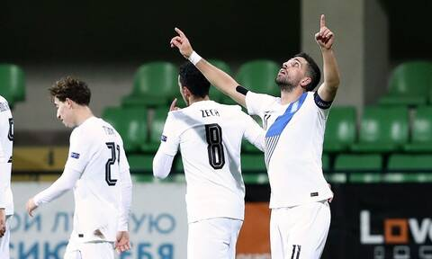 Ελλάδα: Τα highlights της Εθνικής – Στο χέρι της η άνοδος στο Nations League