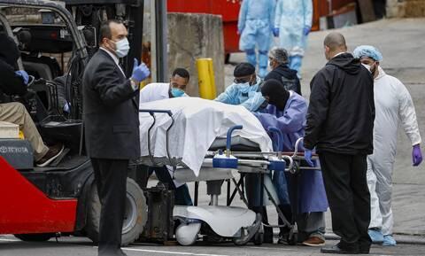 Κορονοϊός: Ξεπέρασαν τα 11 εκατομμύρια οι ασθενείς με COVID-19 στις ΗΠΑ