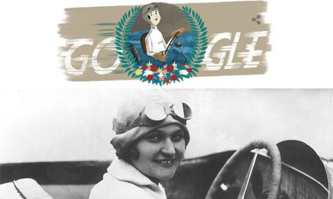 Eliska Junkova: 120 χρόνια από τη γέννηση της Τσέχας οδηγού αγωνιστικών αυτοκινήτων