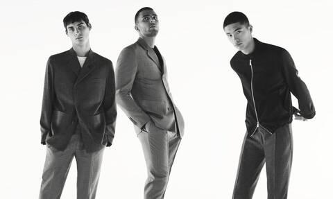 Ο οίκος Dior λανσάρει μια νέα capsule αντρική συλλογή υψηλής ραπτικής