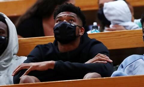 NBA: Η «βόμβα» για Αντετοκούνμπο - Το ερώτημα για Χιτ (pics)