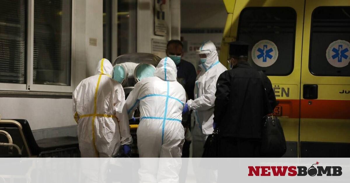 Κορονοϊός: Εφιάλτης δίχως τέλος – Άλλοι 25 νεκροί σε λίγες ώρες στη χώρα μας – Newsbomb – Ειδησεις