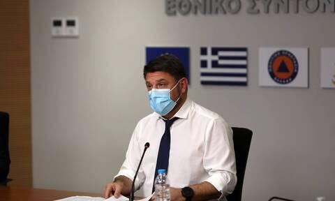 Κορονοϊός: Γιατί θα απουσιάζει ο Χαρδαλιάς από την σημερινή ενημέρωση