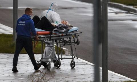 Κορονοϊός - Ρωσία: Εικόνες σοκ από νεκροτομείο - Καταγγελίες για απόκρυψη του αριθμού των νεκρών