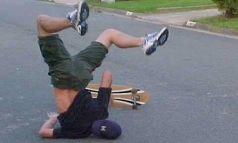 Ξεκαρδιστικά ατυχήματα: Όταν οι ερασιτέχνες «μιμούνται» τους επαγγελματίες!