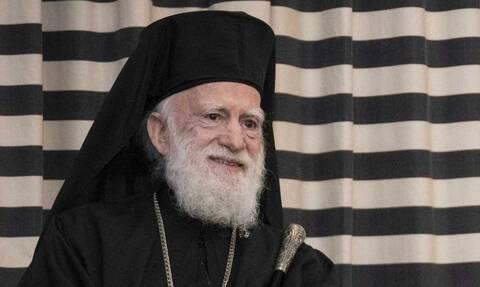 Ειρηναίος: Εξιτήριο για τον Αρχιεπίσκοπο Κρήτης μετά από 1 μήνα νοσηλείας