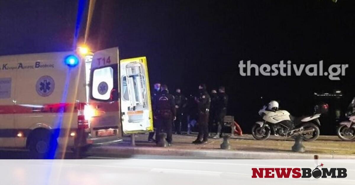 Γυναίκα έπεσε στον Θερμαϊκό κοντά στον Λευκό Πύργο – Newsbomb – Ειδησεις