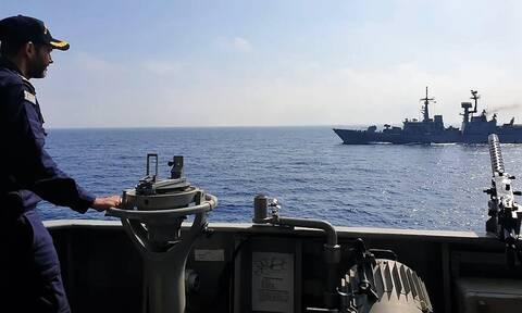 Πολεμικό Ναυτικό: Ο «εφιάλτης» του Ερντογάν! Πλοία και υποβρύχια «κλειδώνουν» Αιγαίο και Κρήτη