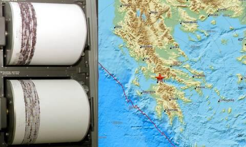 Σεισμός στη Ναύπακτο - Αισθητός σε πολλές περιοχές (pics)