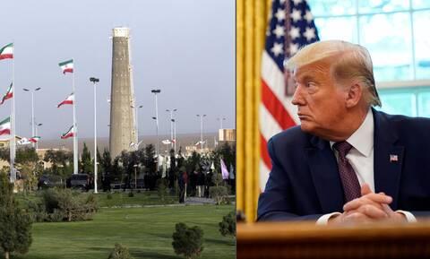 ΗΠΑ: Ο Τραμπ ήταν έτοιμος να «χτυπήσει» το πυρηνικό εργοστάσιο Νατάνζ στο Ιράν