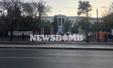 Πολυτεχνείο: Έκλεισε η Πατησίων - «Αστακός» όλη η περιοχή με χιλιάδες αστυνομικούς