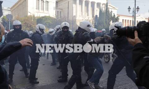 LIVE BLOG - Πολυτεχνείο: Τεταμένη η κατάσταση στη Θεσσαλονίκη