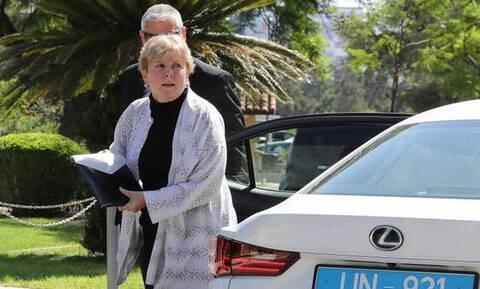 Στην Κύπρο στις 27 Νοεμβρίου η Λουτ - Συνάντηση με Αναστασιάδη και Τατάρ
