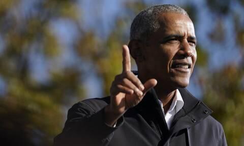 Ο Μπάρακ Ομπάμα μιλά για τη μεγάλη του αγάπη...