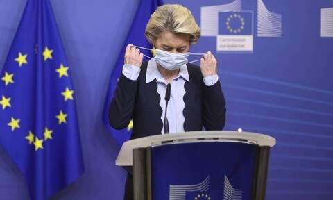 Greece to have access to 2 billion euros through SURE from Tuesday, Ursula von der Leyen says