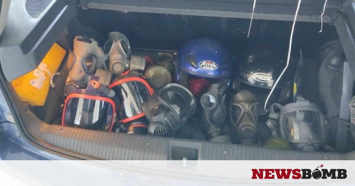 Πολυτεχνείο 2020: Κοντάρια, κράνη και αντιασφυξιογόνες μάσκες – Δέκα προσαγωγές από την ΕΛ.ΑΣ. – Newsbomb – Ειδησεις