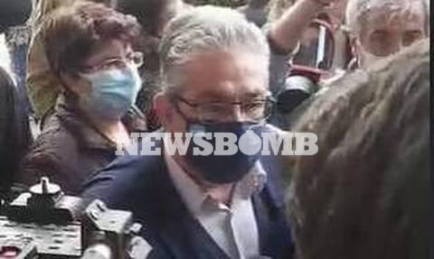 Επεισόδια Αθήνα – Κουτσούμπας: Ο Χρυσοχοΐδης με διαβεβαίωσε ότι οι συλληφθέντες θα αφεθούν ελέυθεροι