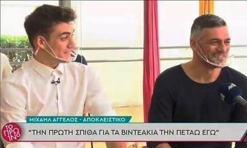 Στέλιος Κρητικός: Γιατί δεν άφησε τον γιο του να πάρει μέρος στο GNTM; (vid)
