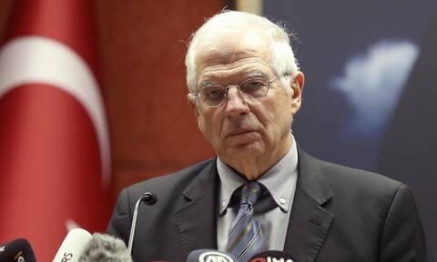 Μπορέλ σε Δένδια: Έτοιμο το Ευρωπαϊκό Συμβούλιο για να αντιμετωπίσει την τουρκική προκλητικότητα