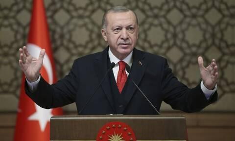 Αμετανόητος ο Ερντογάν: «Ήταν κίνηση καλής θέλησης η παρουσία στα Βαρώσια»
