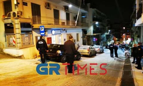 Θεσσαλονίκη: Καταδρομική επίθεση με μολότοφ κατά αστυνομικού τμήματος