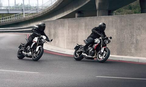 Η θρυλική μοτοσικλέτα επιστρέφει και προκαλεί αμόκ!
