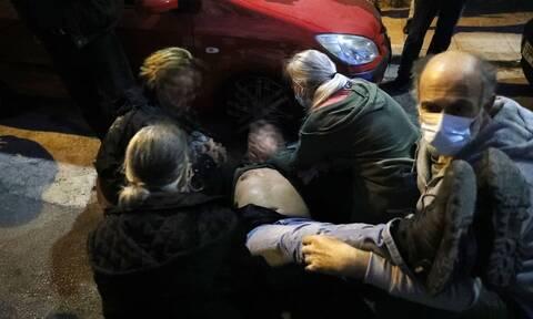 Σεπόλια: Επεισοδιακή σύλληψη διαδηλωτή - Στον Ευαγγελισμό από καρδιακή προσβολή ο πατέρας του