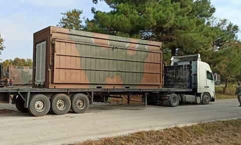 Κορονοϊός - Ένοπλες Δυνάμεις: Πολύτιμη βοήθεια στην Πολιτεία