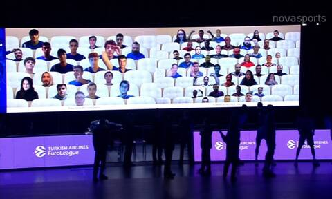 Κορονοϊός: Στα πρότυπα του ΝΒΑ η Euroleague – Αγώνας με... εικονικούς φιλάθλους