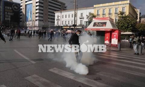 Επεισοδιακή επέτειος του Πολυτεχνείου: Σκηνικό έντασης σε όλη την Ελλάδα εν μέσω απαγόρευσης