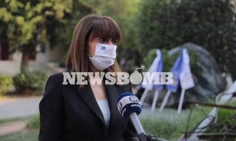 President Sakellaropoulou to inaugurate 17th Thessaloniki International Book Fair