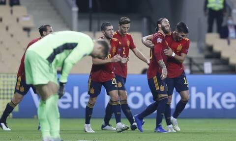Nations League: Η Ισπανία διέσυρε 6-0 τη Γερμανία - Τα highlights όλων των αγώνων (vids)
