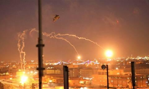 Ιράκ: Ρουκέτες έπληξαν την πρεσβεία των ΗΠΑ στη Βαγδάτη - Ένα κορίτσι νεκρό και πέντε τραυματίες