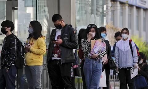 Κορονοϊός - Η Κίνα ελέγχει την πανδημία: Μόλις οχτώ κρούσματα σε 24 ώρες