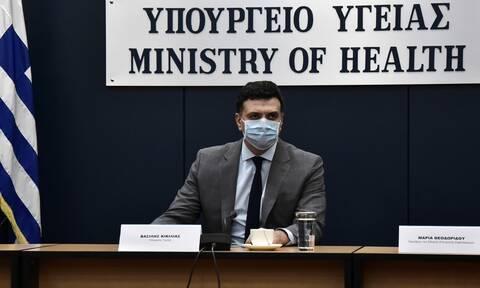 Εμβόλιο κορονοϊού: Σήμερα η παρουσίαση του ελληνικού σχεδίου από τον Βασίλη Κικίλια