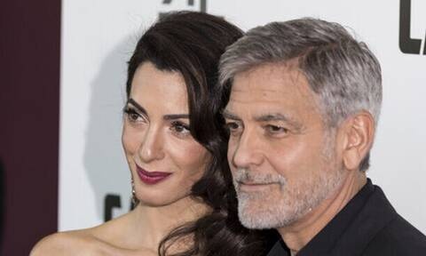 George Clooney: «Δεν ήθελα ποτέ να γίνω πατέρας»