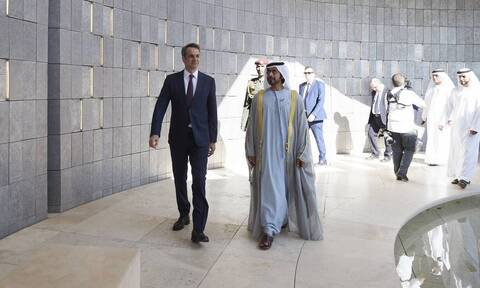 Greece and the United Arab Emirates' relations strengthen after Strategic Partnership signing