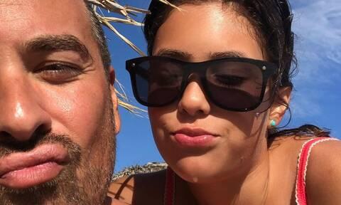 Γιάννης Αϊβάζης: Η κόρη του έχει γενέθλια - Δείτε την υπέροχη φώτο της