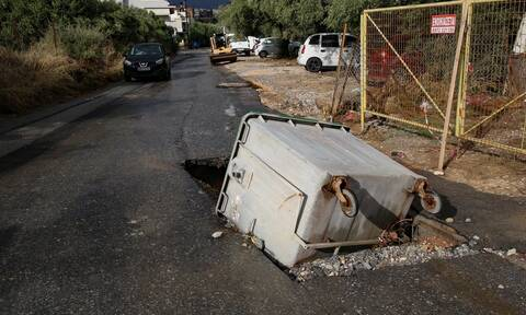 Ηράκλειο: Προειδοποίηση για τη νέα κακοκαιρία - Σε ετοιμότητα ο μηχανισμός πολιτικής προστασίας