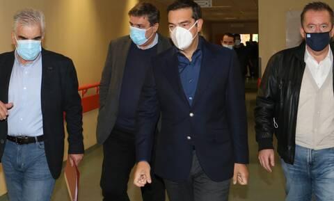 Τσίπρας: Ο κ. Μητσοτάκης έχει πλέον την απόλυτη ευθύνη για ό,τι συμβεί στη χώρα από την πανδημία