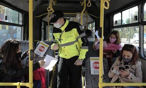 Ερώτηση ΣΥΡΙΖΑ: Απροστάτευτοι εργαζόμενοι και επιβάτες των ΜΜΜ απέναντι στον κορονοϊό