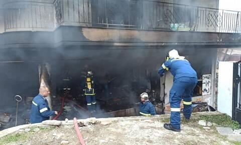 Ελασσόνα: Τραγικός θάνατος για 35χρονη - Έχασε τη ζωή της από φωτιά στο σπίτι της