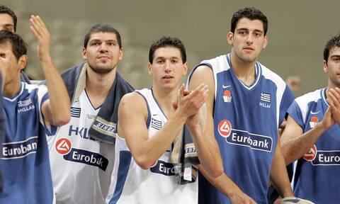 Θρήνος για Έλληνα μπασκετμπολίστα - «Έχασε» τον πατέρα του - Το συγκινητικό αντίο (pics)