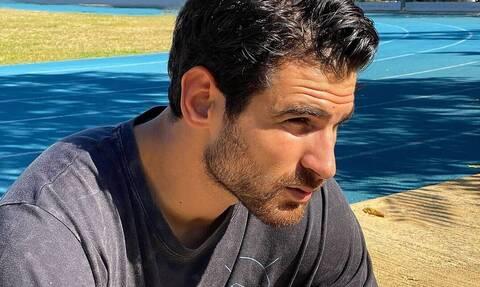 Ετεοκλής Παύλου: Η νέα τρυφερή φωτό με την κόρη του που ξετρέλανε το instagram