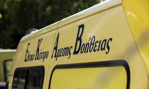 Λακωνία: Βουτιά θανάτου 87χρονου σε χαράδρα