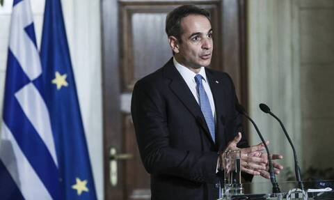 PM Mitsotakis at NATO assembly: Yes to dialogue with Turkey, but, failing that, we go to Int'l Court